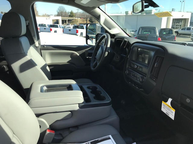2018 Silverado 2500 Crew Cab 4x4, Service Body #CM1867 - photo 3