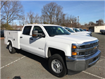 2018 Silverado 2500 Crew Cab 4x4, Service Body #CM1867 - photo 1