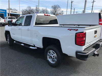 2018 Silverado 2500 Double Cab 4x4, Pickup #CM1869 - photo 2