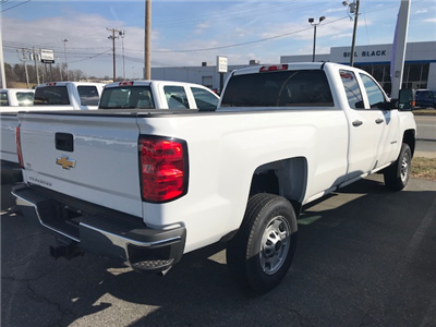 2018 Silverado 2500 Double Cab, Pickup #CM1890 - photo 2