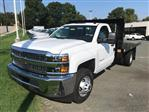 2019 Silverado 3500 Regular Cab DRW 4x2,  Knapheide Platform Body #CM1906 - photo 1