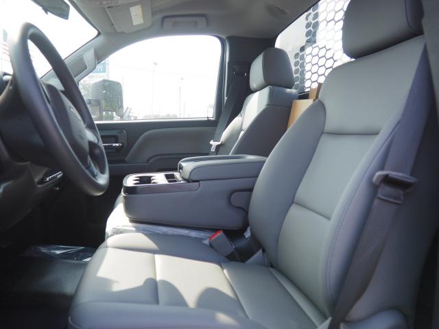 2019 Chevrolet Silverado 5500 Regular Cab DRW 4x2, Knapheide PGND Gooseneck Platform Body #CM19147 - photo 11