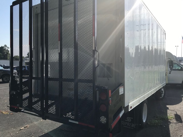 2019 LCF 4500 Regular Cab 4x2, Supreme Signature Van Dry Freight #CM19169 - photo 2
