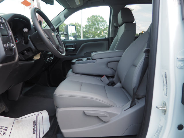 2019 Chevrolet Silverado 5500 Crew Cab DRW 4x2, Knapheide Steel Service Body #CM19223 - photo 5