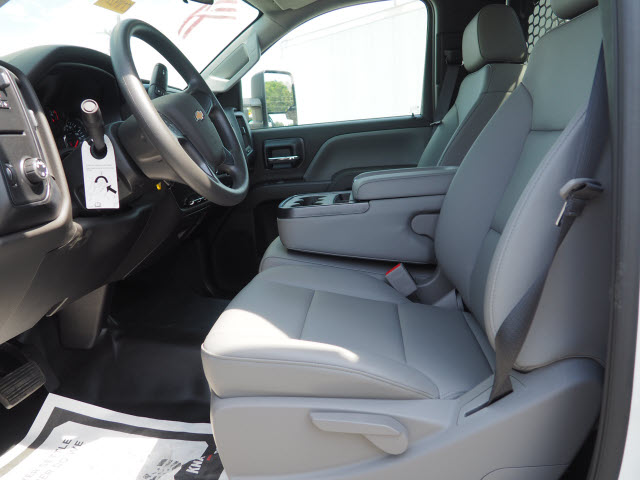2019 Chevrolet Silverado 5500 Regular Cab DRW 4x2, Knapheide Value-Master X Contractor Body #CM19224 - photo 12