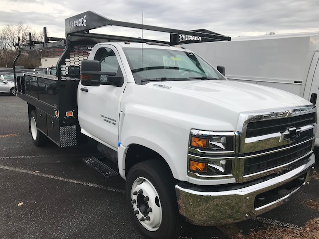 2019 Chevrolet Silverado 5500 Regular Cab DRW 4x2, Knapheide Contractor Body #CM19224 - photo 1