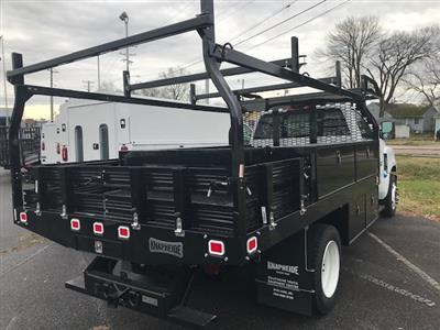 2019 Silverado 5500 Regular Cab DRW 4x2, Knapheide Value-Master X Contractor Body #CM19224 - photo 2