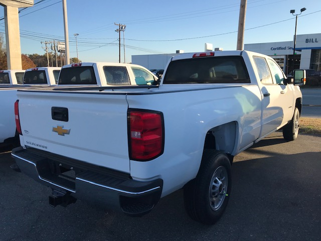 2019 Silverado 2500 Crew Cab 4x2,  Pickup #CM1938 - photo 2