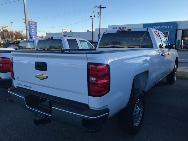 2019 Silverado 2500 Double Cab 4x2,  Pickup #CM1944 - photo 2