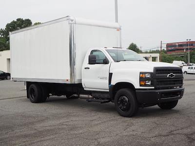 2020 Silverado 4500 Regular Cab DRW 4x2,  Dry Freight #CM20152 - photo 1