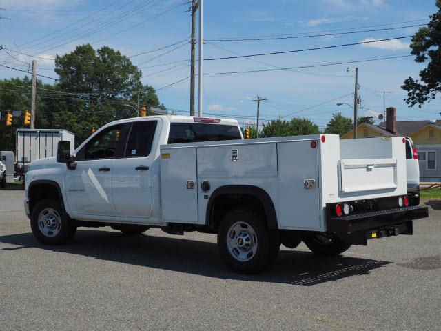 2020 Chevrolet Silverado 2500 Double Cab 4x4, Monroe Service Body #CM2063 - photo 1
