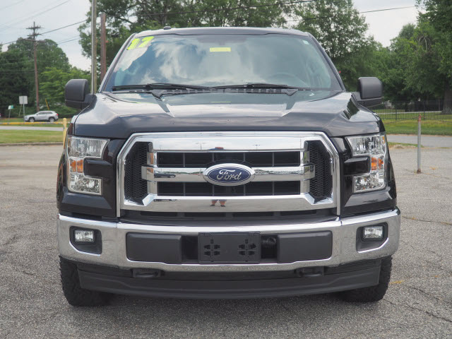 2017 Ford F-150 SuperCrew Cab 4x4, Pickup #P16331 - photo 1
