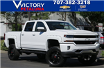 2017 Silverado 1500 Crew Cab 4x4, Pickup #53717 - photo 1