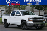 2017 Silverado 1500 Crew Cab 4x4, Pickup #53738 - photo 1