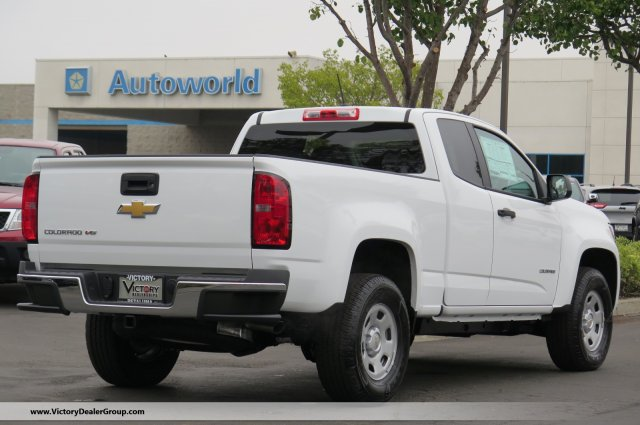 2018 Colorado Extended Cab, Pickup #54029 - photo 2