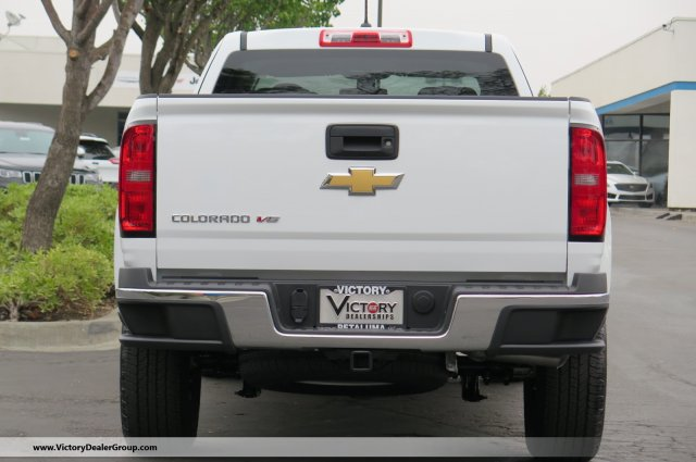 2018 Colorado Extended Cab, Pickup #54029 - photo 5