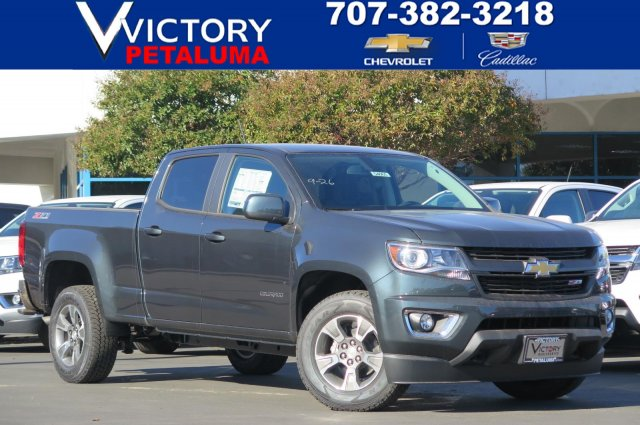 2018 Colorado Crew Cab 4x4, Pickup #54065 - photo 1