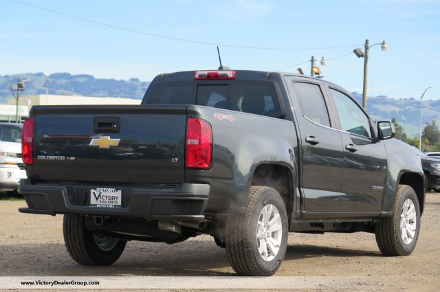 2018 Colorado Crew Cab 4x4, Pickup #54188 - photo 2