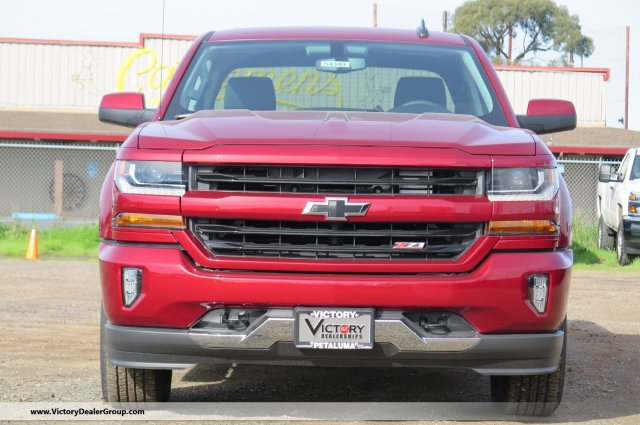 2018 Silverado 1500 Crew Cab 4x4, Pickup #54349 - photo 3