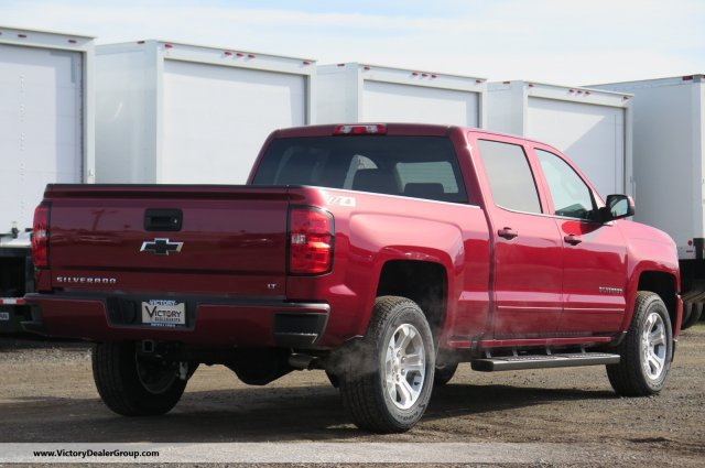 2018 Silverado 1500 Crew Cab 4x4, Pickup #54349 - photo 2
