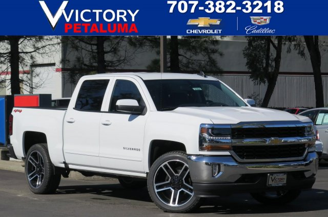 2018 Silverado 1500 Crew Cab 4x4,  Pickup #54364 - photo 1