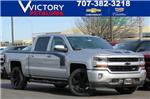 2018 Silverado 1500 Crew Cab 4x4, Pickup #54399 - photo 1