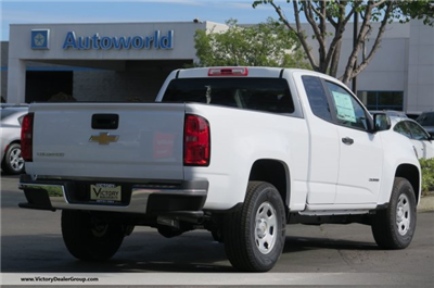 2018 Colorado Extended Cab, Pickup #54458 - photo 2