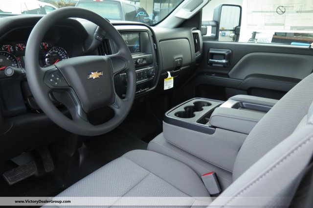 2018 Silverado 2500 Regular Cab 4x2,  Pickup #54476 - photo 5