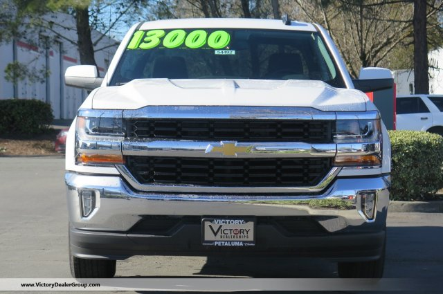 2018 Silverado 1500 Crew Cab 4x2,  Pickup #54492 - photo 3