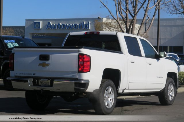 2018 Silverado 1500 Crew Cab 4x2,  Pickup #54492 - photo 2
