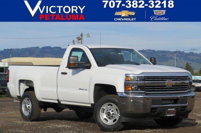 2018 Silverado 2500 Regular Cab,  Pickup #54498 - photo 1