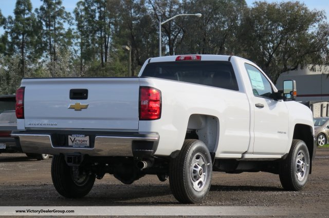 2018 Silverado 2500 Regular Cab 4x2,  Pickup #54498 - photo 2
