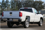 2018 Silverado 2500 Regular Cab, Pickup #54498 - photo 2