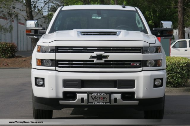 2018 Silverado 2500 Crew Cab 4x4,  Pickup #54520 - photo 3