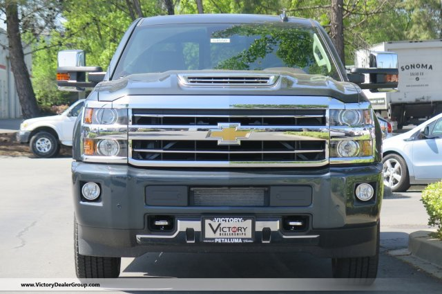 2018 Silverado 2500 Crew Cab 4x4, Pickup #54550 - photo 3