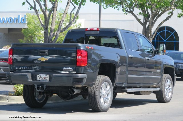 2018 Silverado 2500 Crew Cab 4x4, Pickup #54550 - photo 2