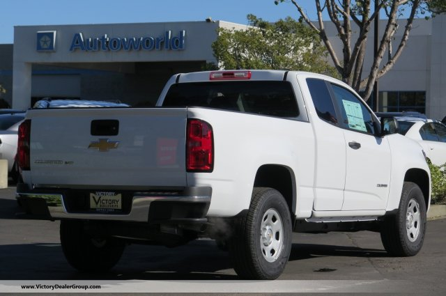 2018 Colorado Extended Cab, Pickup #54552 - photo 2