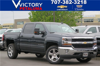 2018 Silverado 1500 Crew Cab 4x4, Pickup #54577 - photo 1