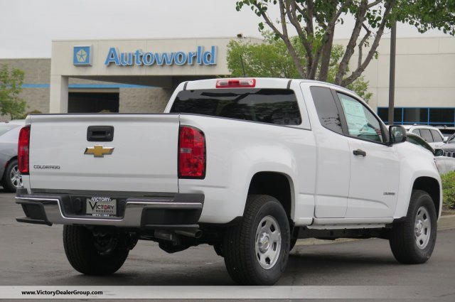 2018 Colorado Extended Cab, Pickup #54600 - photo 2