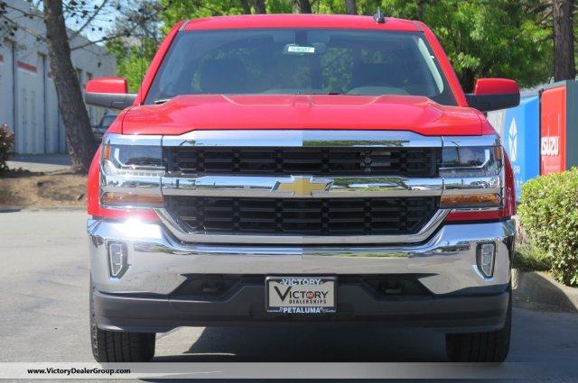 2018 Silverado 1500 Crew Cab 4x4,  Pickup #54607 - photo 3
