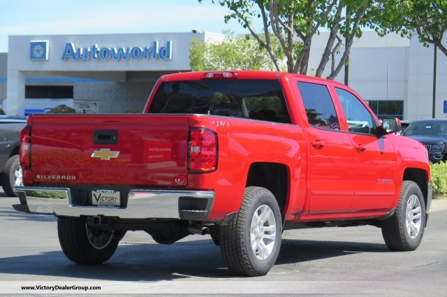 2018 Silverado 1500 Crew Cab 4x4,  Pickup #54607 - photo 2