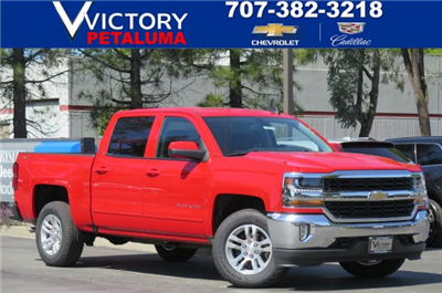 2018 Silverado 1500 Crew Cab 4x4,  Pickup #54607 - photo 1