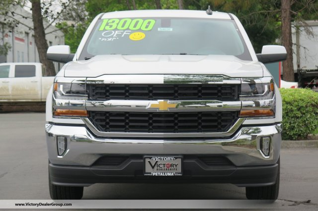 2018 Silverado 1500 Crew Cab 4x2,  Pickup #54628 - photo 3