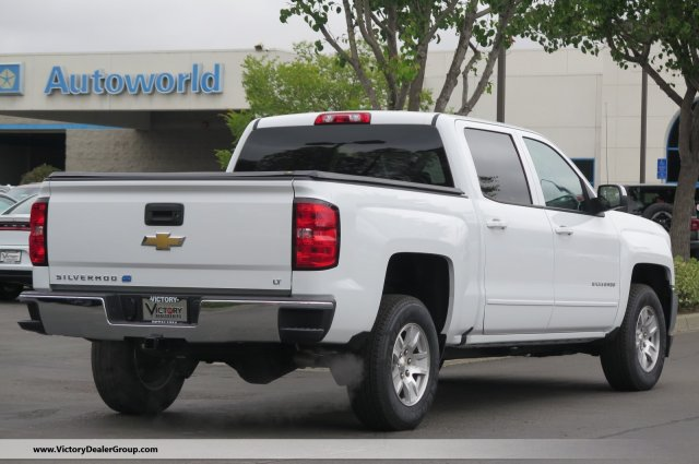 2018 Silverado 1500 Crew Cab 4x2,  Pickup #54628 - photo 2