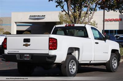 2018 Silverado 1500 Regular Cab 4x2,  Pickup #54649 - photo 2