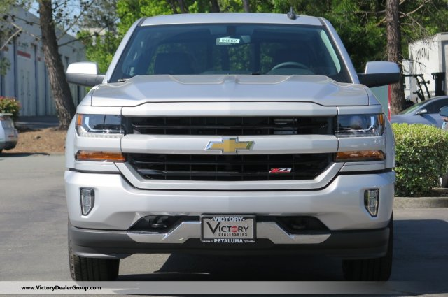 2018 Silverado 1500 Crew Cab 4x4,  Pickup #54652 - photo 3