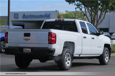 2018 Silverado 1500 Double Cab 4x2,  Pickup #54671 - photo 2