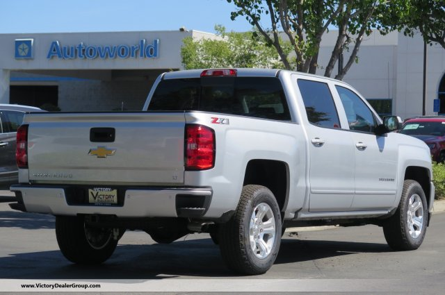 2018 Silverado 1500 Crew Cab 4x4,  Pickup #54705 - photo 2