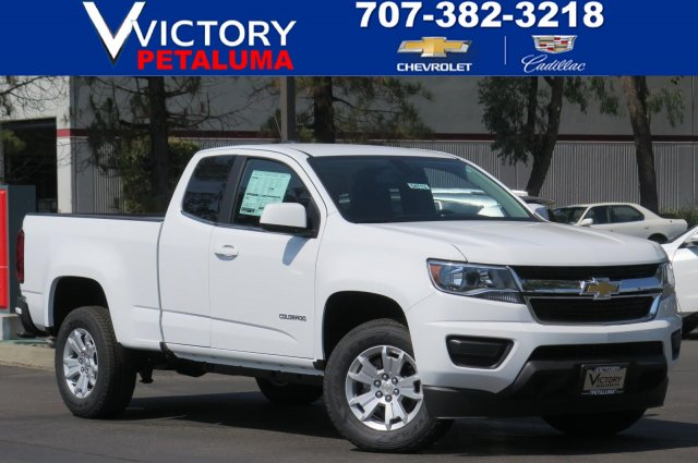 2018 Colorado Extended Cab 4x2,  Pickup #54713 - photo 1