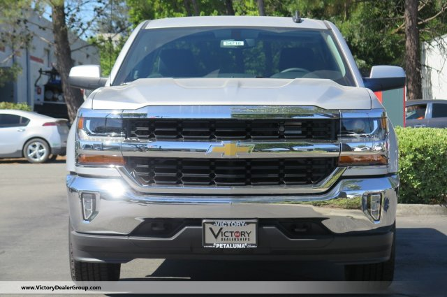 2018 Silverado 1500 Double Cab 4x4,  Pickup #54718 - photo 3